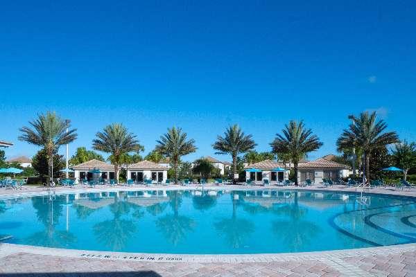 Adult swim area