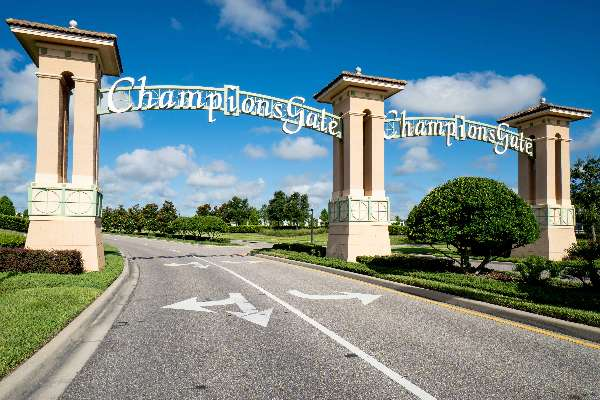 Book your stay with us at Champions Gate Retreat!